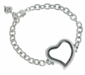 Locket Bracelet (Heart)